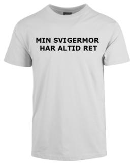 T-shirts med citater